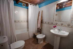 Cuato de baño planta baja