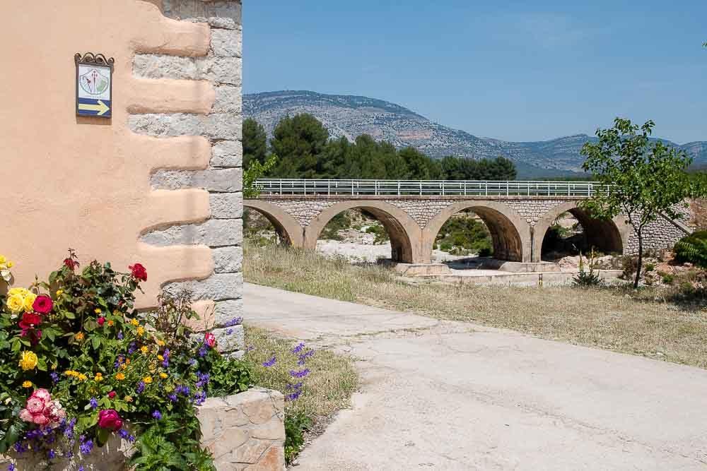 Camino de Santiago desde Castellón
