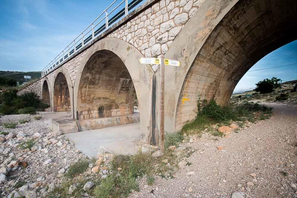 PR-CV 405 Caminos de Señoría de Vilar de Canes