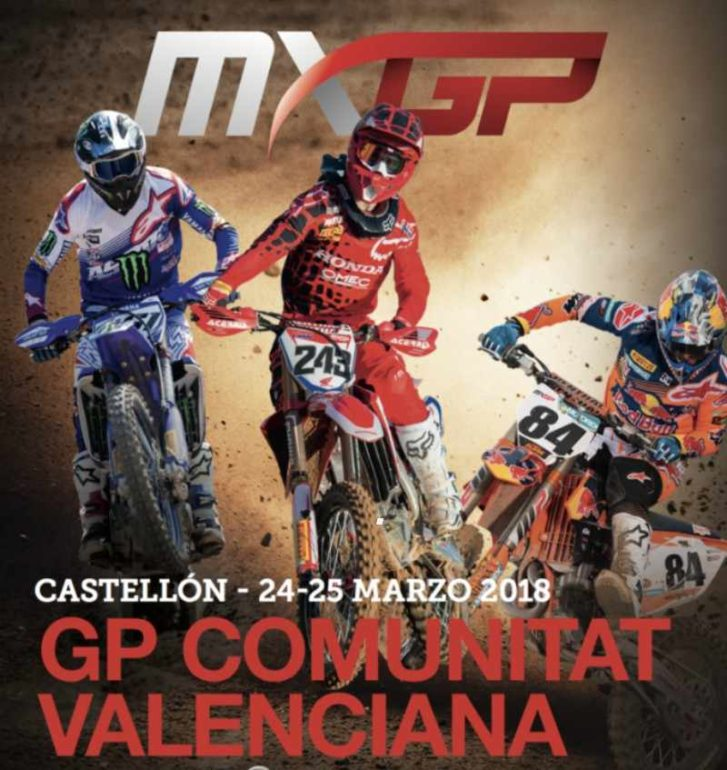 Gran Premio de la Comunitat Valenciana de MXGP 2018 En Vilafamés (Castellón)