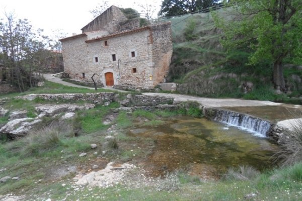 Ruta de los Molinos Harineros Castellón