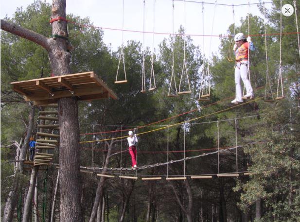 Deporte de Aventura y Multiaventura en Mas de la Segarra Castellon