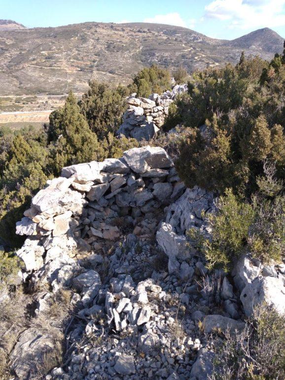 Ruta Trincheras Vilar de Canes, Castellón