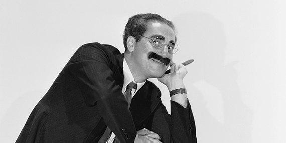 Groucho Marx y la anecdota del TOMBET