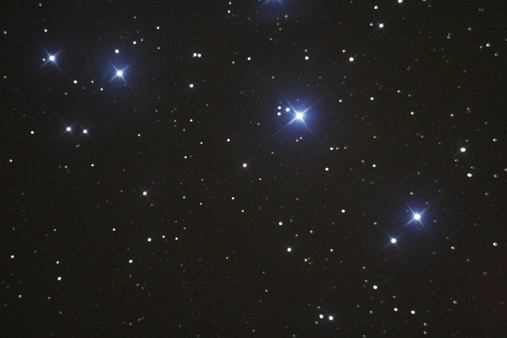 Las Pleyades - Mas de la Segarra, ver las estrellas