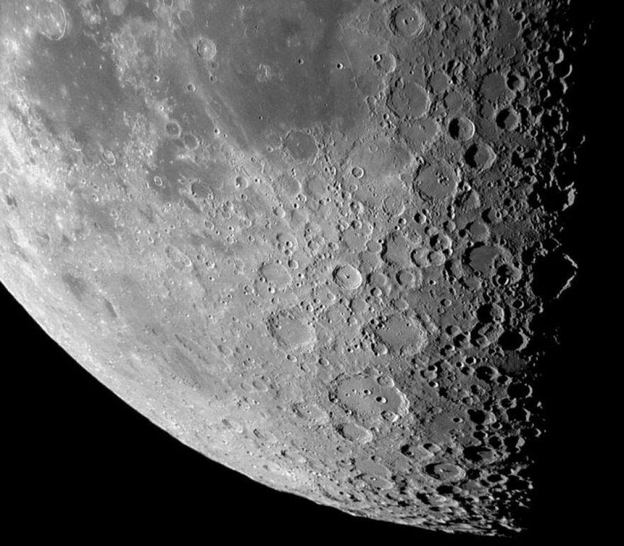 Mar de la Tranquilidad de la Luna, mas de la segarra, ver las estrellas